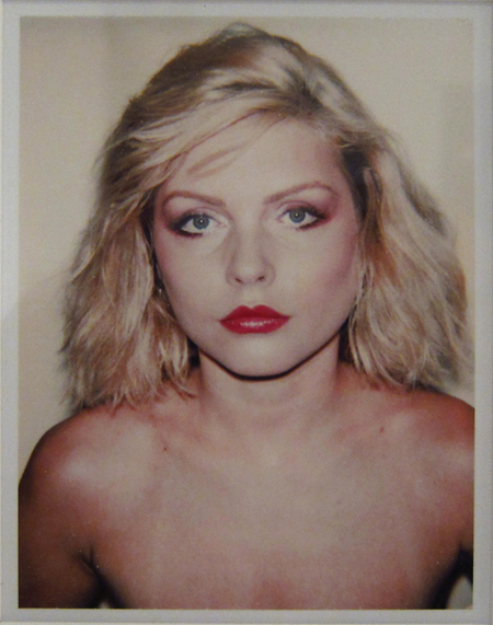 Andy Warhol, Debbie Harry