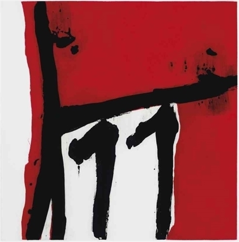 Robert Motherwell, Mexican Night II