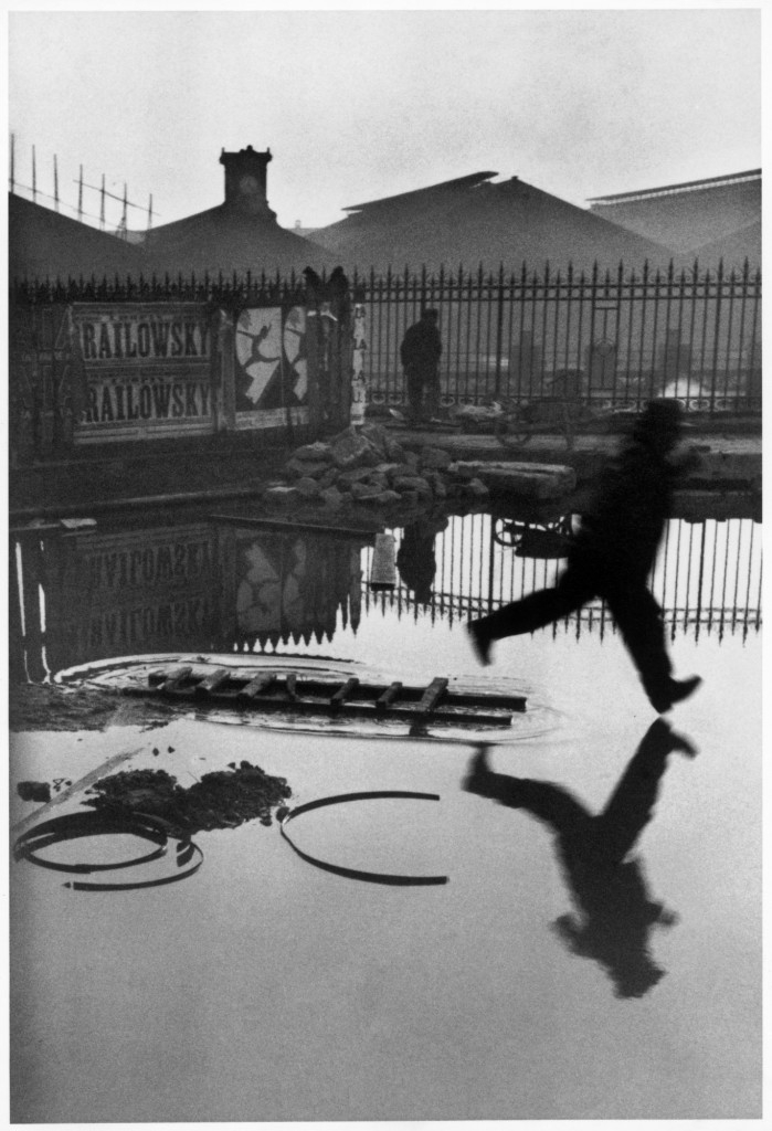 Henri Cartier-Bresson, Behind the Gare Saint-Lazare