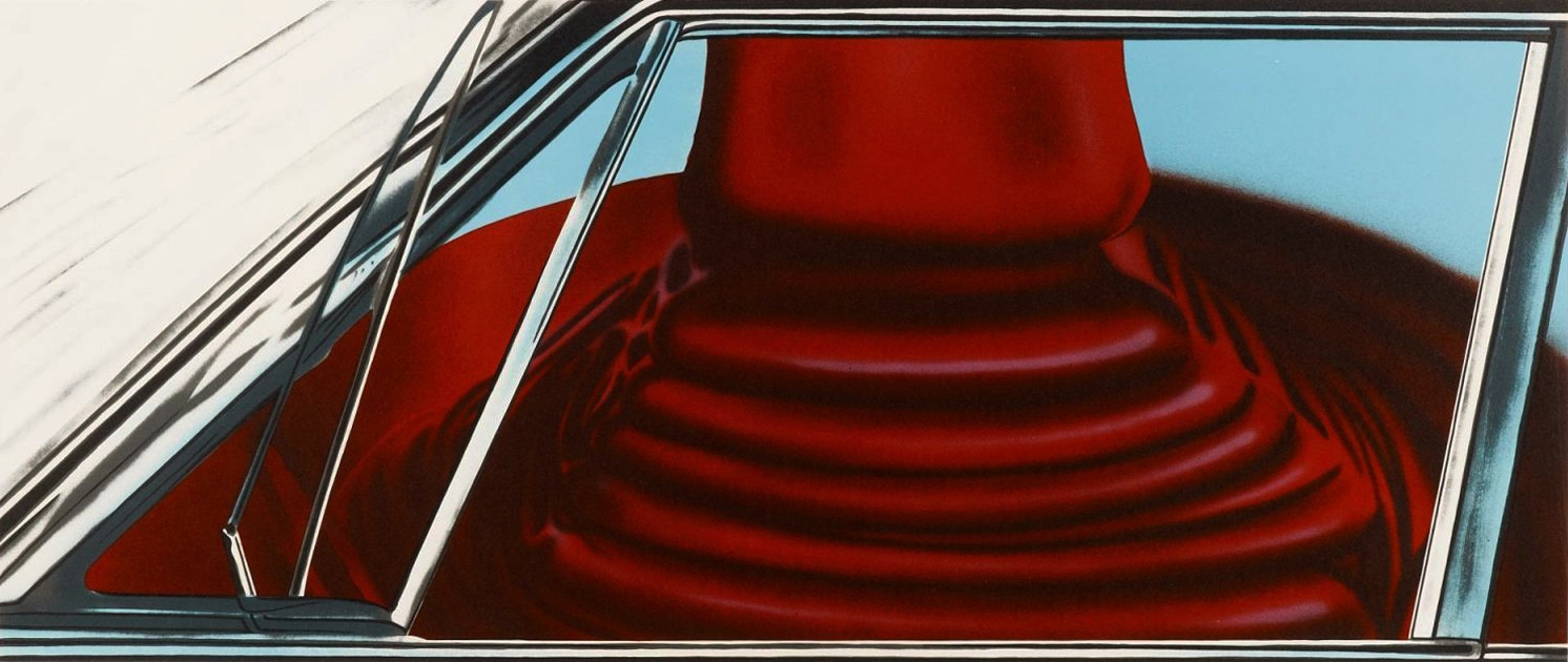 James Rosenquist, Highway Trust